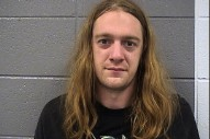 Nachtmystium's Blake Judd Arrested For Theft