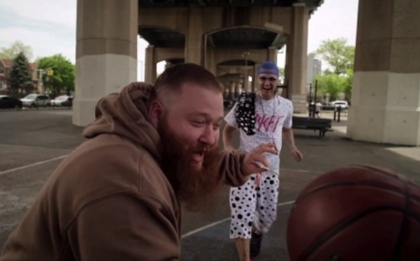 "Action Bronson – ""Practice"""