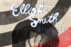 Elliott Smith Tribute @ Glasslands 10/21/13 Poster
