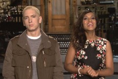 Eminem & Kerry Washington SNL Promo