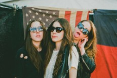 HAIM To Play <em>SNL</em> Next Month