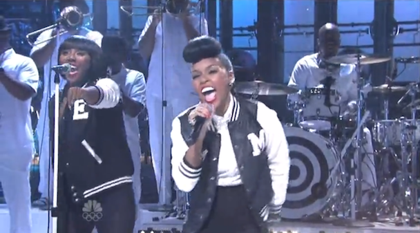 Watch Janelle Monáe Play <em>SNL</em>