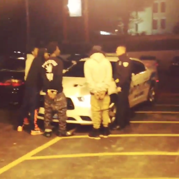 Joey Bada$$, Ab-Soul Handcuffed By St. Louis Police
