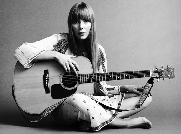 joni mitchell river
