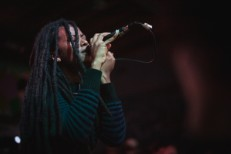 CMJ 2013 Photos: Kelela, Potty Mouth, The Internet @ Fader Fort, Brooklyn 10/17/13