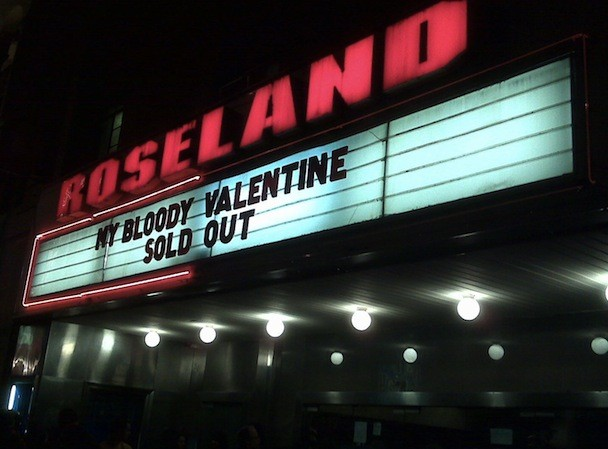Roseland Ballroom NYC