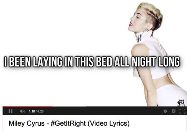 "Sufjan Stevens Writes Open Letter To Miley Cyrus: ""You've Been LYING"""