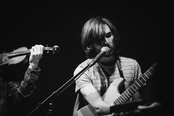 CMJ 2013 Photos: Mutual Benefit, Bent Shapes @ Muchmore's, Brooklyn 10/16/13