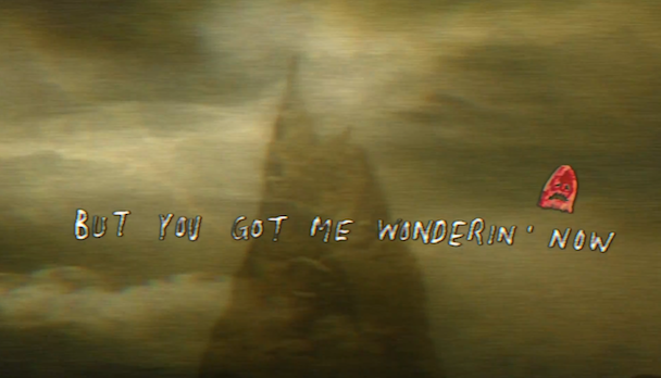 "Parquet Courts - ""You Got Me Wonderin' Now"" Lyric Video"