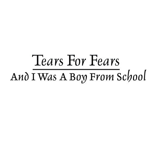 Tears For Fears - Boy From School