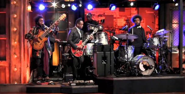 Watch Thundercat Play Fallon