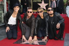 Jane's Addiction Honored With Star On The Hollywood Walk Of Fame