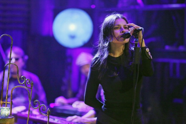Mazzy Star On Late Night with Jimmy Fallon