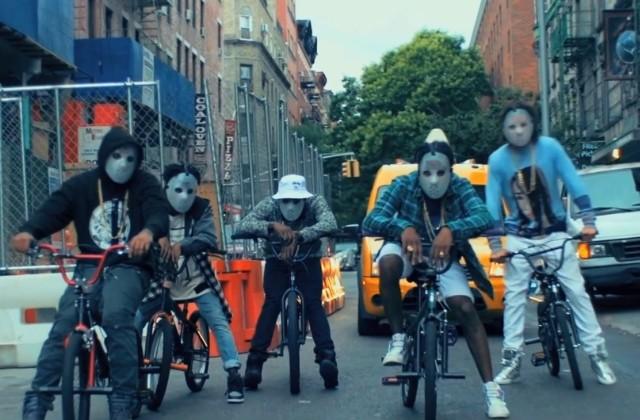 "A$AP Rocky - ""Angels"" Video"