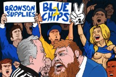 Download Action Bronson &#038; Party Supplies <em>Blue Chips 2</em>