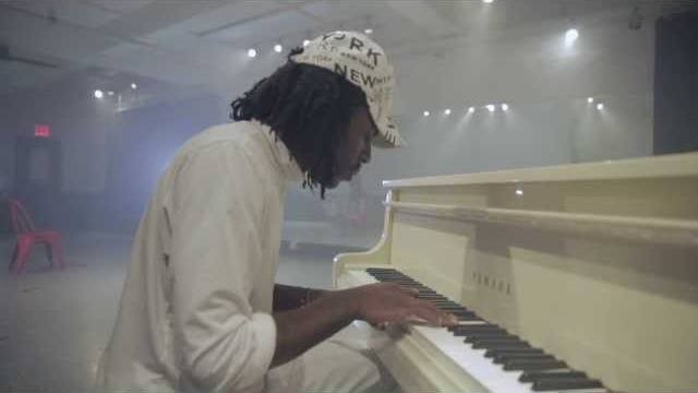 Blood Orange Time Will Tell Video