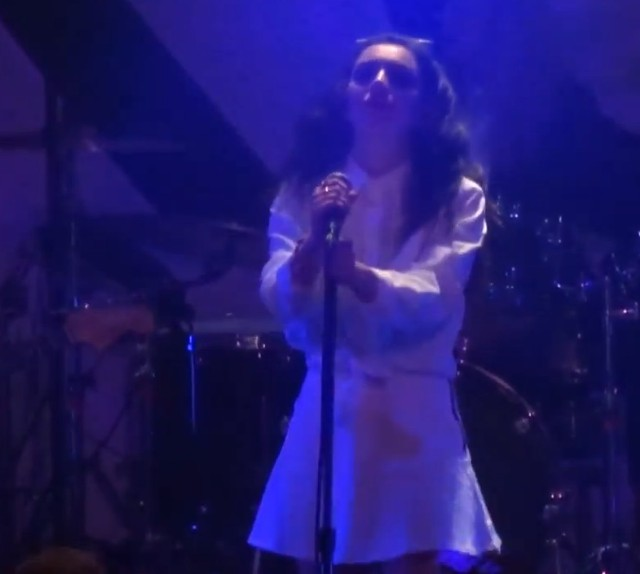 Charli XCX in San Francisco