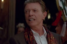 David Bowie in L'Invitation Au Voyage