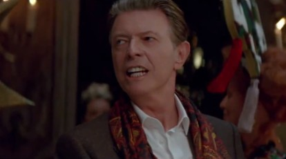 David Bowie in L'Invitation Au Voyage