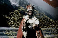 """Forest Swords - """"Thor's Stone (Lee 'Scratch' Perry Remix)"""""""