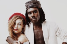 Friends Samantha Urbani Blood Orange Dev Hynes