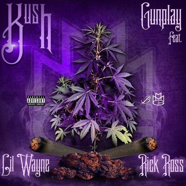 """Gunplay – """"Kush"""" (Feat. Lil Wanye & Rick Ross)"""