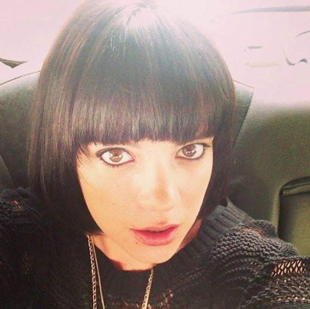 "Hear Lily Allen Cover Keane's ""Somewhere Only We Know"" For A John Lewis Commercial"