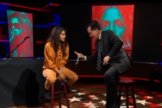 Watch M.I.A. On <em>Colbert</em>