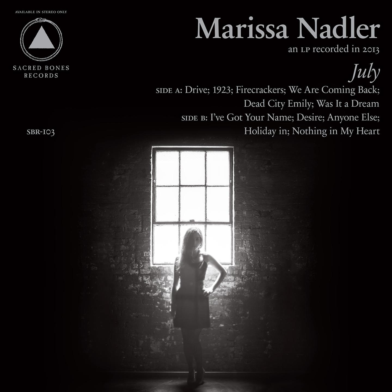 """Marissa Nadler – """"Dead City Emily"""""""