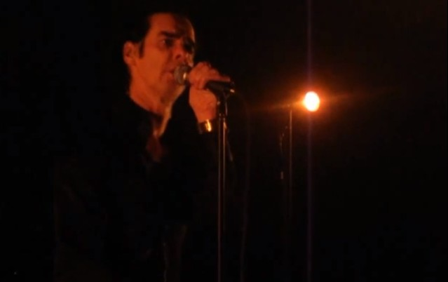 Nick Cave And The Bad Seeds in London