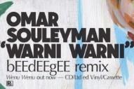 """Omar Souleyman – """"Warni Warni (bEEdEEgEE Remix)"""""""