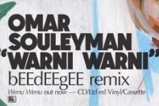 """Omar Souleyman - """"Warni Warni (bEEdEEgEE Remix)"""""""