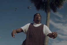 "Pusha T - ""Hold On"" video"
