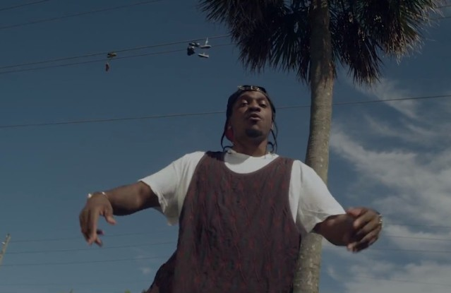 """Pusha T - """"Hold On"""" video"""