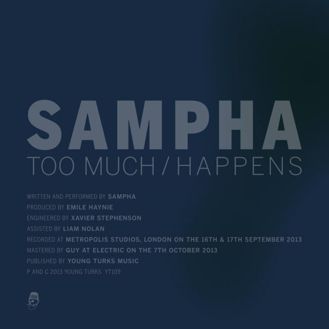 """Sampha - """"Too Much"""""""
