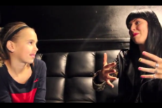 Watch A Kid Interview Sleigh Bells' Alexis Krauss