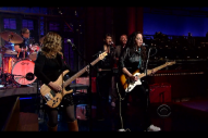Watch Luscious Jackson Play <em>Letterman</em>