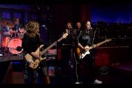 Watch Luscious Jackson Play <em>Letterman</em>