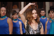 "Nina Persson – ""Animal Heart"" Video"