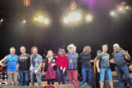 Watch Sleater-Kinney Reunite Onstage With Pearl Jam In Portland