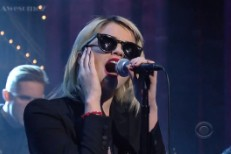 Watch Sky Ferreira On <em>Letterman</em>