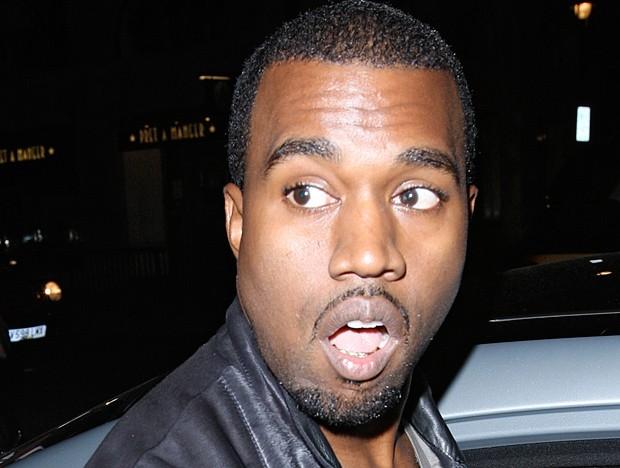 Surprised Kanye
