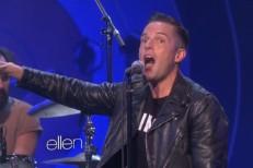 Watch The Killers Play <em>Ellen</em>