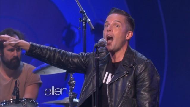 The Killers Ellen 2013