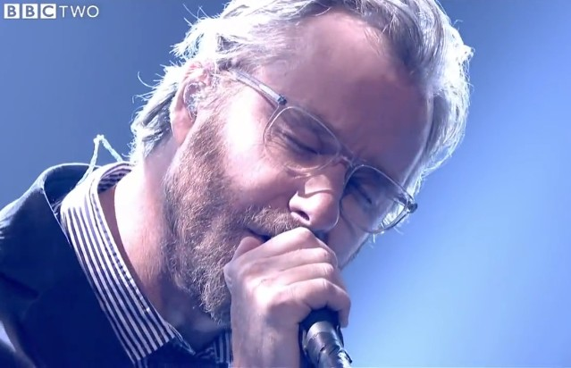 The National on Jools Holland