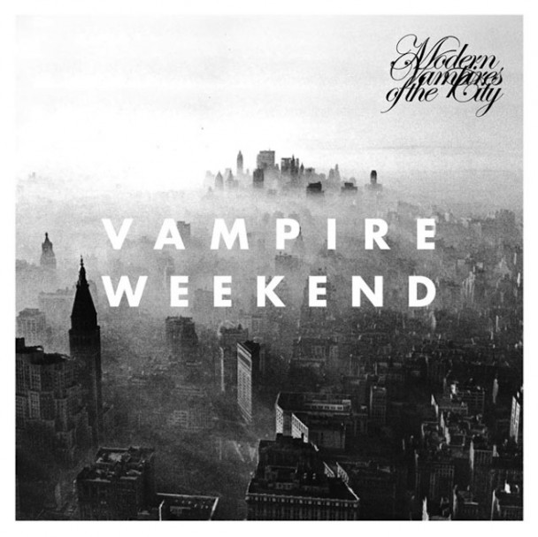 Vampire Weekend - <em>Modern Vampires Of The City</em> (XL)