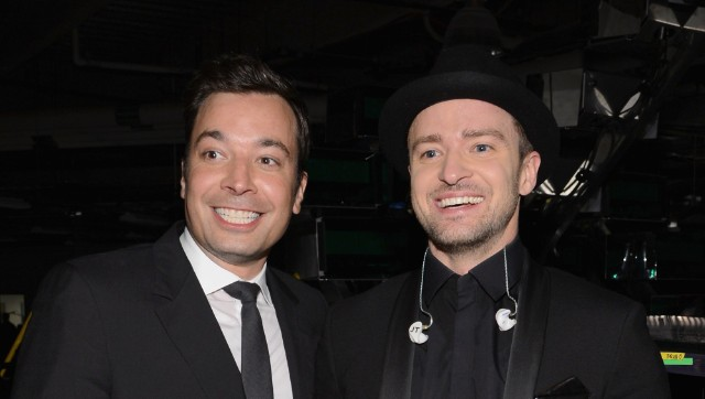 Justin Timberlake & Jimmy Fallon