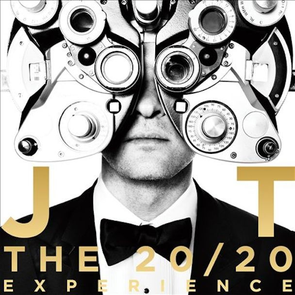 Justin Timberlake - The 20/20 Experience Pt. 1