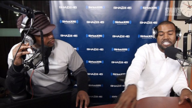 Kanye West & Sway
