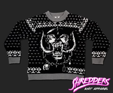 share br this article - Metallica Christmas Sweater